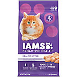Iams Proactive Health Healthy Kitten Dry Cat Food, 7 lb. Bag