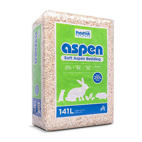 Premier Pet 450020 Aspen Pet Bedding, 2.0 cu. ft.