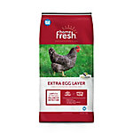 Blue Seal Home Fresh Extra Egg Layer, Crumble, 50 lb. Bag