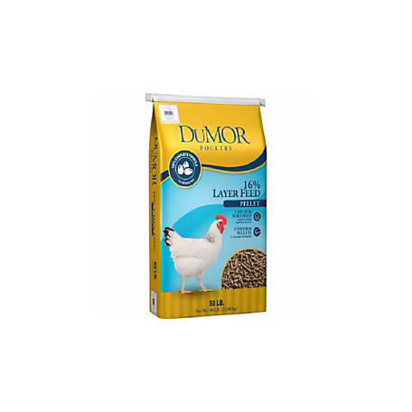 Dumor 16 Layer Pellets 50 Lb Bag At Tractor Supply Co