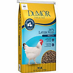 DuMOR 16% Layer Feed Pellets, 50 lb., 60944