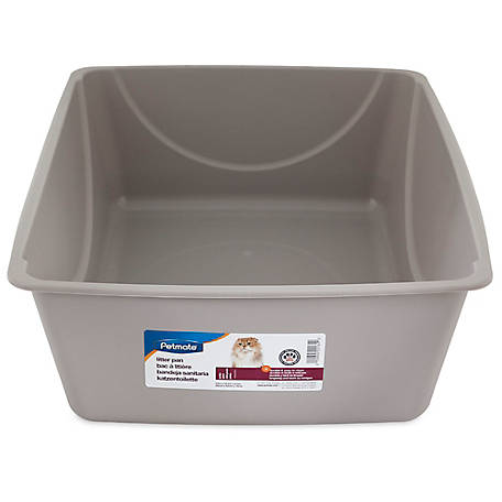 Petmate Basic Jumbo Litter Pan