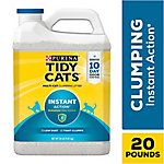 Tidy Cats Instant Action Clumping Litter, 20 lb. Jug
