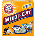 Arm & Hammer Multi-Cat Extra Strength Clumping Litter, 26.3 lb., 2286