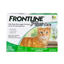 Shop 3 pack Frontline Plus for Dogs or Cats at Tractor Supply Co.