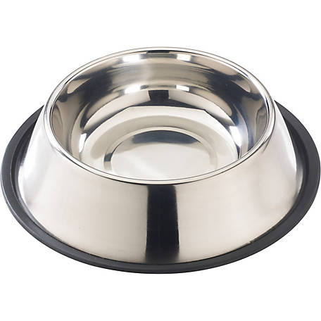 Spot No Tip Mirror Finish Stainless Steel Bowl, 160 oz.