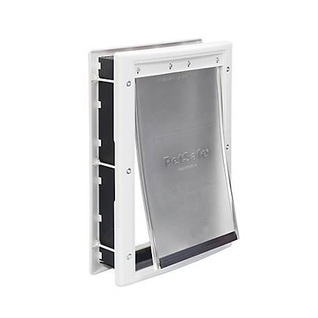 Petsafe Plastic Pet Door Ppa00 10960 At Tractor Supply Co