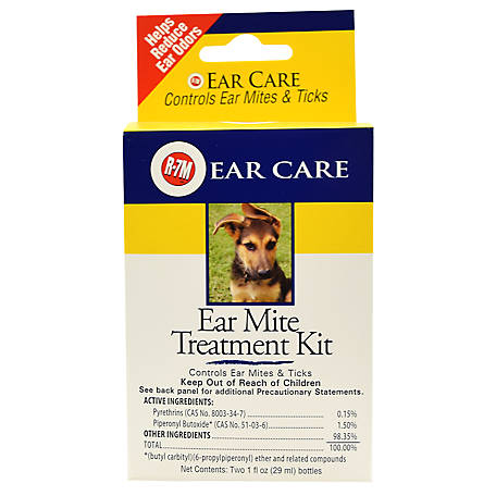 Miracle Care Ear Mite Treatment Kit, 1 oz., 424266