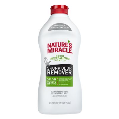 Buy Nature's Miracle Skunk Odor Remover; 32 fl. oz. Online