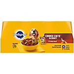 Pedigree Choice Cuts with Beef 13.2 oz. Can, Pack of 6