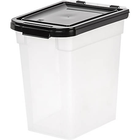 IRIS USA Airtight Pet Food Container, 10 lb.