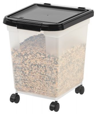 Iris Usa Airtight Pet Food Container, Pet Food Storage Containers