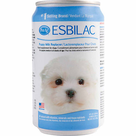 Esbilac Liquid Puppy Milk Replacer, 8 oz  at Tractor Supply Co