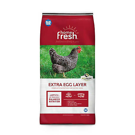 Blue Seal Home Fresh Extra Egg Pellet, 6456
