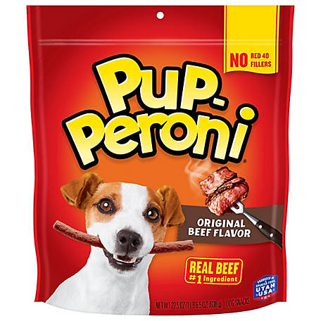 Pup-Peroni Original Beef Flavor Dog Snacks, 25 oz.