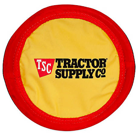 Tractor Supply Flyer Dog Toy, 351349