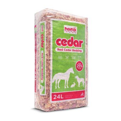 Premier Pet Cedar Bedding 1000 Cu In, Can Rabbits Have Red Cedar Bedding