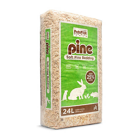 Premier Pet 230028 Pine Pet Bedding, 1,000 cu. in.