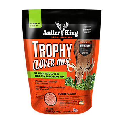 Antler King Trophy Clover Mix, 3.5 lb.