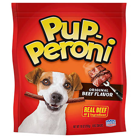 Pup-Peroni Original Beef Flavor Dog Snacks, 10 oz.