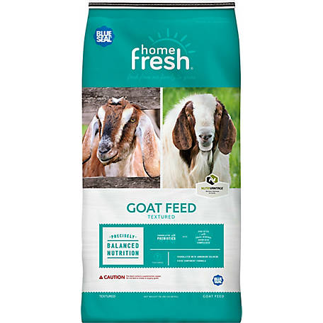 Blue Seal Home Fresh Goat Herd 18, 50 lb.