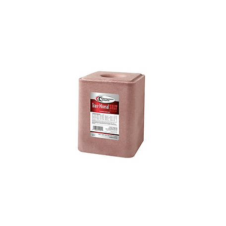 Champion's Choice Trace Mineral Salt Block, 50 lb.