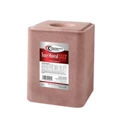 Shop Trace Mineral Salt Block, 50 lb. at Tractor Supply Co.