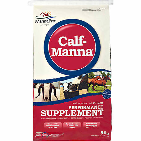 Manna Pro Calf Manna, 50 lb  at Tractor Supply Co