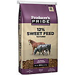 Producer's Pride Producer's Pride 12% Sweet Feed, 50 lb.