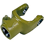 Weasler Quick Disconnect Tractor Yoke, Metric BYPY 4 or W/S 2300, 1-3/8 in., 6 Spline