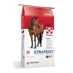 Shop Purina Strategy Professional Formula Horse Feed, 50 lb. at Tractor Supply Co.