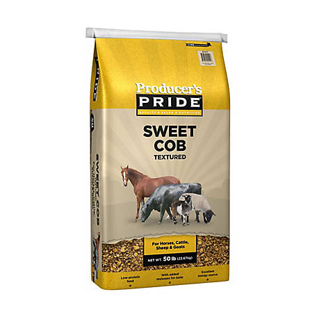 Producer's Pride Sweet Cob, 50 lb.