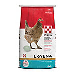 Purina Layena Crumbles Premium Layer Feed, 50 lb., 57282