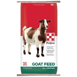 Shop Purina Goat Feed, 50 lb. at Tractor Supply Co.