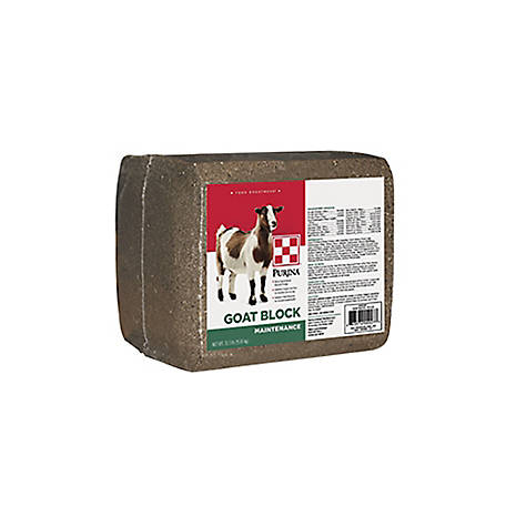 Purina Goat Block, 33.3 lb.
