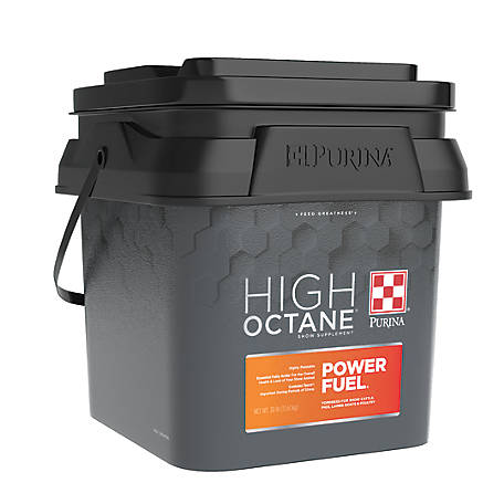 Purina High Octane Power Fuel Topdress, 30 lb.