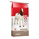 Purina Goat Grower 16%-Medicated Goat Feed, 50 lb.