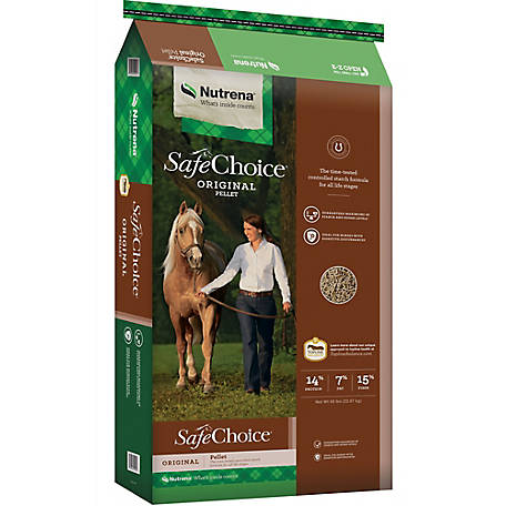 Nutrena SafeChoice Original, 50 lb.