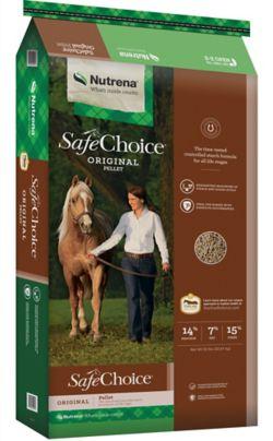 Shop 50 lb. Nutrena SafeChoice, Original & Senior at Tractor Supply Co.