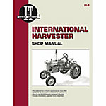 I&T Shop Manuals International Harvester Shop Manual, IH8, 88 Pages