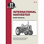 I&T Shop Manuals International Harvester Shop Manual, IH10, 80 Pages