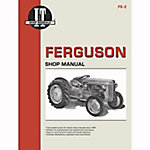 I&T Shop Manuals Massey Ferguson Shop Manual, FE2, 32 Pages