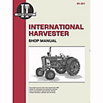 I&T Shop Manuals International Harvester Shop Manual, IH201, 280 Pages