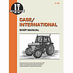 I&T Shop Manuals Case Shop Manual, C36, 112 Pages