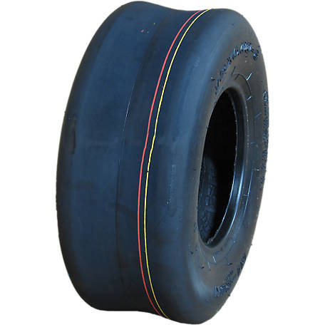 Hi-Run Replacement Tire, 13x5.00-6 4PR, WD1055