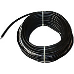 Centaur Undergate Cable 100 ft., Black