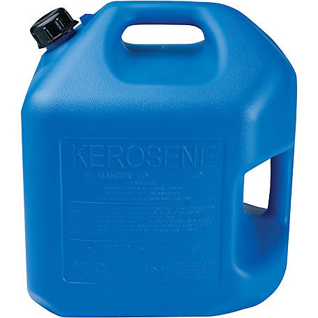 Midwest Can 5-Gallon Portable Kerosene Can, Model 07600