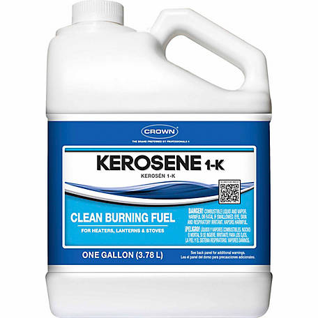 Crown 1 K Fuel Grade Kerosene 1 Gal Ke P 01 At Tractor Supply Co