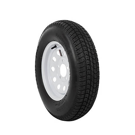 Carry-On Trailer 13 in. Tire & Wheel