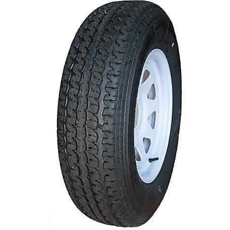 Hi-Run Replacement Wheel, ST205/75R15, ASR1012